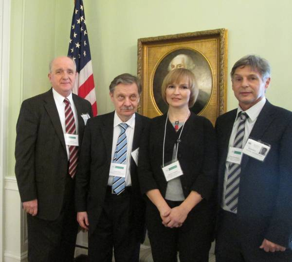 Global Environmental and Occupational Health (GEOHealth) Network Meeting in Washington