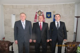 Visit of the National Academy of Agrarian Sciences of Ukraine to Peru