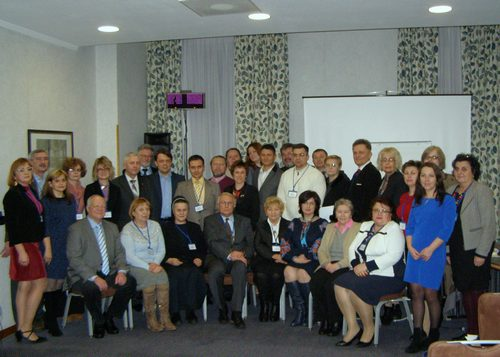 "The 2nd  international meeting ""Awareness Raising and Education on Biosafety and Biosecurity in Ukraine"""