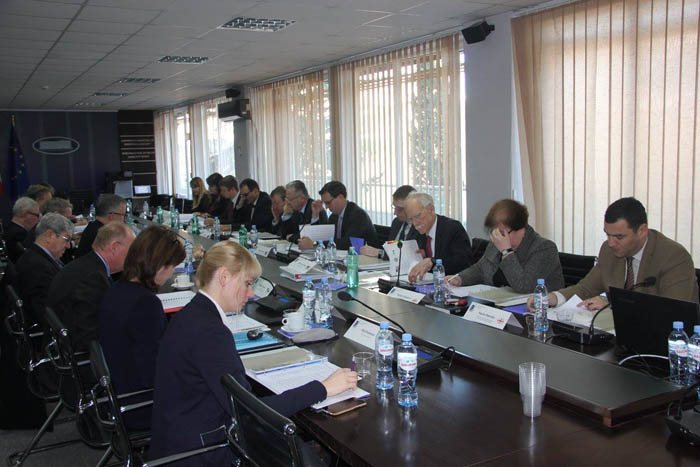 The 43rd Meeting of the STCU Governing Board 7 December 2016; Tbilisi, Georgia