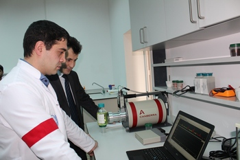 European Union funded Nuclear Forensics Programme at STCU